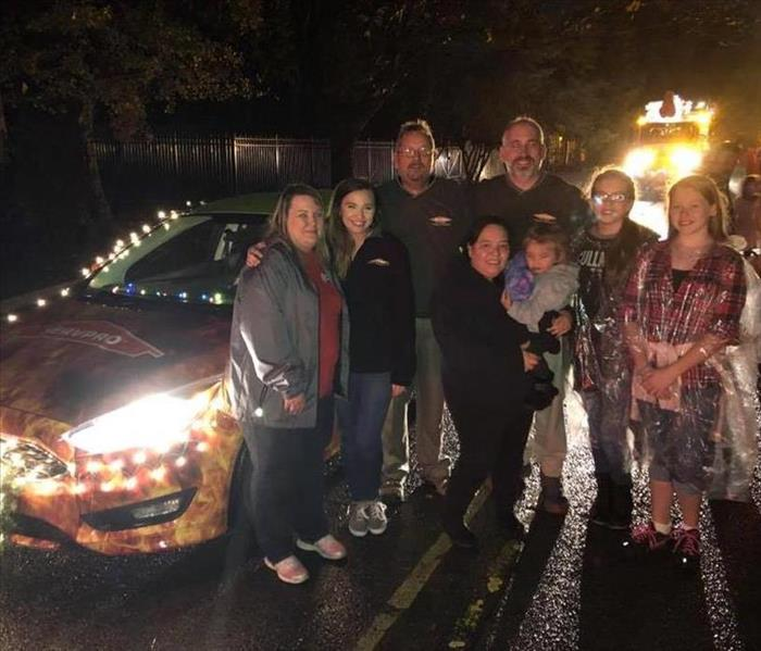 Why SERVPRO Christmas Parade Fun