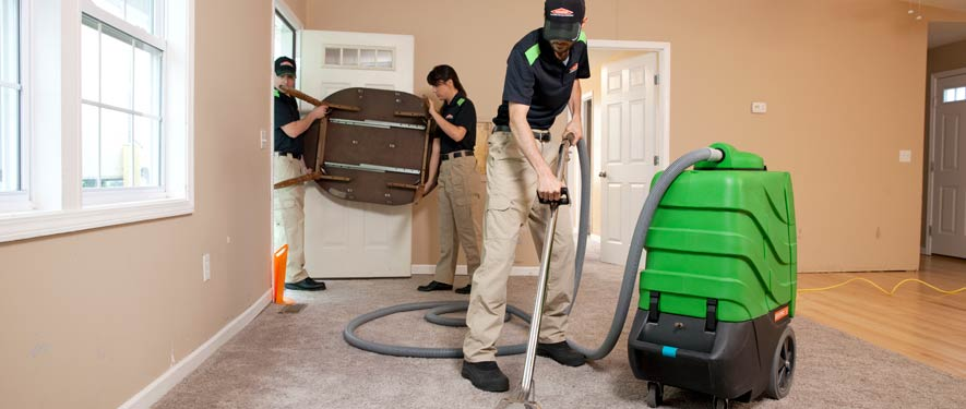 Cullman, AL residential restoration cleaning
